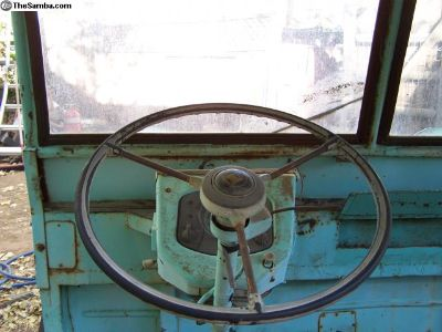 1953 ish VW Barndoor bus beach buggy