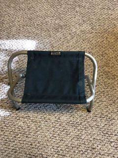 Fishing or camping seat. Great condition. $3.00