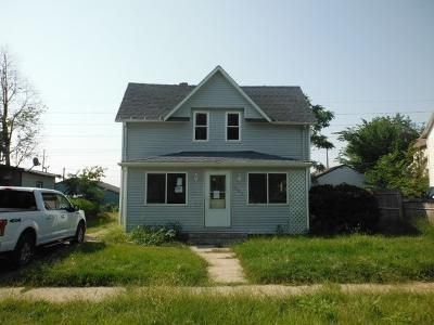 3 Bed 1 Bath Foreclosure Property in Marshalltown, IA 50158 - E Boone St