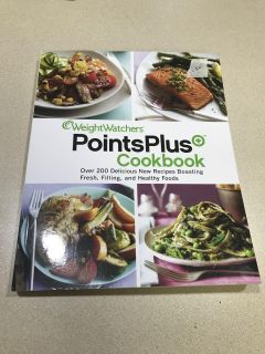 Weight Watched Points Plus CookBook