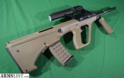 For Sale: Steyr AUG A3 M1 Rifle w/ Scope