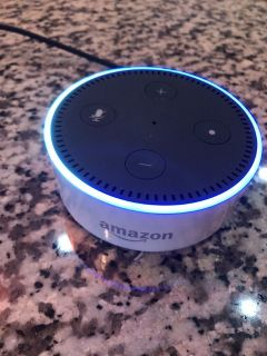 ***Amazon echo dot**
