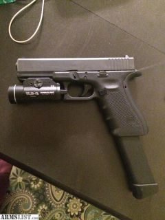 For Sale/Trade: Glock 17 - Gen 4