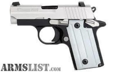 For Sale: SIG 238 TWO-TONE