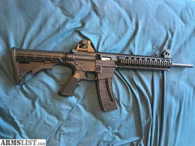 For Sale: Smith&Wesson M&P 15-22