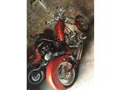 2007 Harley Davidson Custom Motorcyle