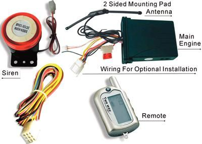 Purchase Th Marine TWAR1DP REMOTE-EXTRA FOR TWO-WAY ALARM motorcycle in Stuart, Florida, US, for US $51.21