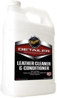 Buy Meguiarn++s D18001 LEATHER CLEANER & COND. GALLON motorcycle in Stuart, Florida, US, for US $48.18