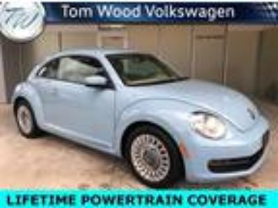 used 2015 Volkswagen Beetle for sale.