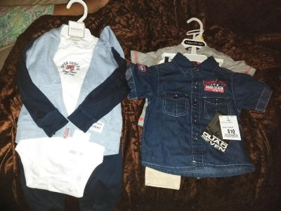 12 month boy outfits