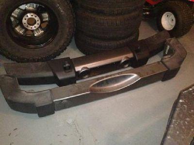 $100 2013 Jeep Wrangler Unlimited JK Factory Rear Bumper