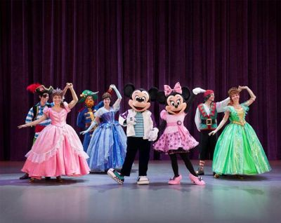 Disney Junior Live Pirate  Princess Adventure Tickets at Monroe Civic Center Arena on 04032015