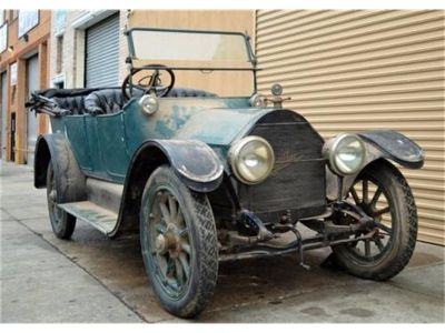 1914 Cadillac 2-Dr Sedan