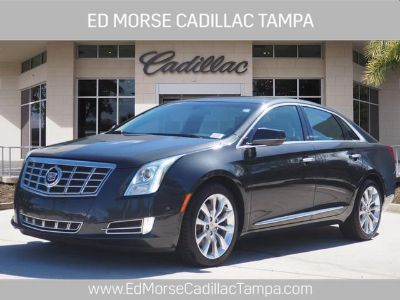 2015 Cadillac XTS Luxury Collection (Graphite Metallic)
