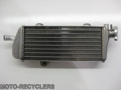 Buy 11 KTM 250XCF KTM250XCF KTM250 XCF SXF right radiator NEW motorcycle in Corbin, Kentucky, US, for US $200.00