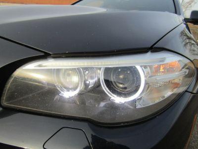 2015 BMW 5-Series 4dr Sdn 535i xDrive AWD M SPOR (Carbon Black Metallic)