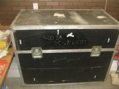 10 Ft Trade Show Display Exhibit Booth with Lights in Road Case