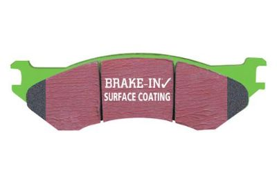 Purchase EBC Brakes DP61121 - 2002 Mazda MPV Brake Pads motorcycle in Sylmar, California, US, for US $79.63