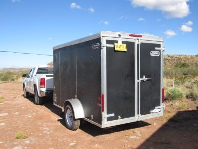 Enclosed Trailer by Car Mate