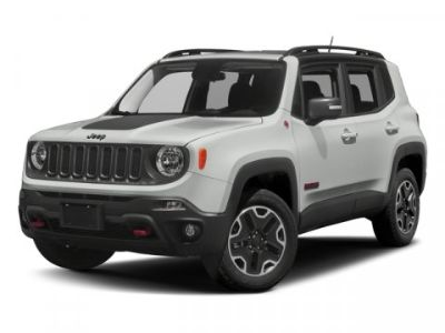 2018 Jeep Renegade Trailhawk (Jetset Blue)