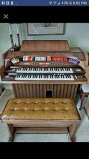 REDUCED!! Piano/Organ For sale