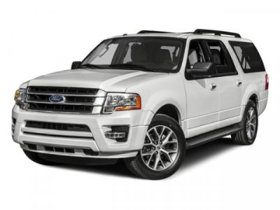 2015 Ford Expedition EL Platinum (White)
