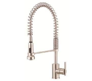 Danze Parma Single Handle Pre-Rinse Kitchen Faucet D455158