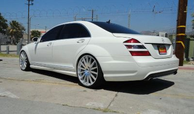 "Buy 22"" RF14 WHEELS RIMS FOR MERCEDES S550 CL550 CL63 CL65 S63 S65 22"" STAGGERED motorcycle in Glendale, California, US, for US $1,299.00"