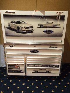 Snap On KRL Series 50th Anniversary Mustang Tool Box