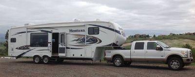By Owner! 2011 Keystone Montana 3000RK w/2 slides