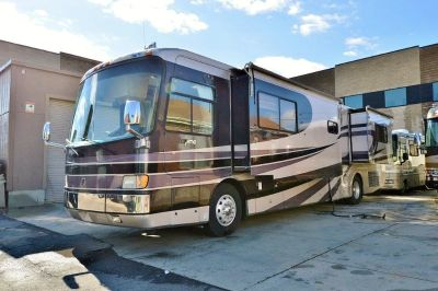 2002 Holiday Rambler Imperial 40PKDD Pusher