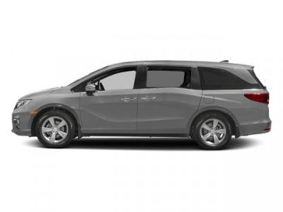 2018 Honda Odyssey EX-L with Navigation with Rear (Lunar Silver Metallic)