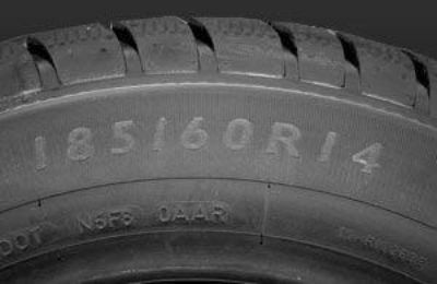 ISO 1-2 Used Tires