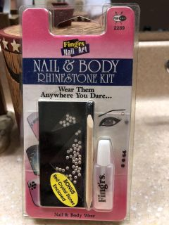 Brand New Nail & Body Finger Nail Art. Look at all pictures provided