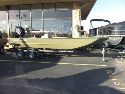2018 Crestliner 2070 RETRIEVER SCHD Jon Boats Boats Saint Peters, MO