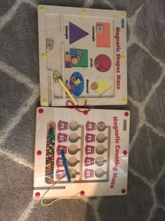Lakeshore Learning magnetic puzzle