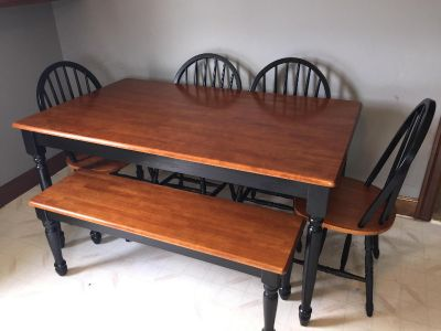 Dining room table-AUTUMN LANE COLLECTION