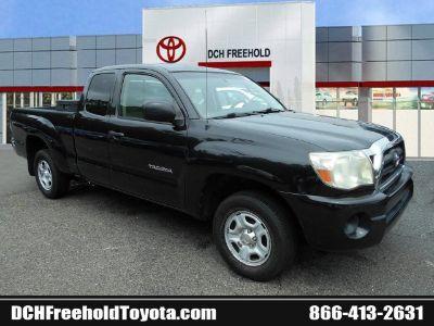 2006 Toyota Tacoma Base (Black Sand Pearl)