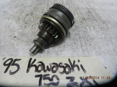 Find 95 KAWASAKI 750 ZXI SX SS STS XT STARTER BENDIX 13101-3708 motorcycle in Waterford, Michigan, United States, for US $24.99
