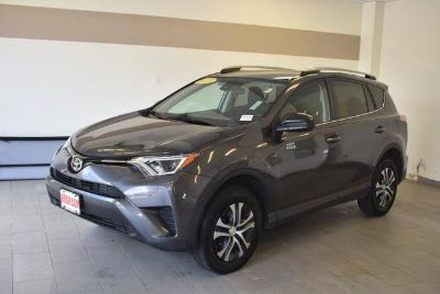 Used 2017 Toyota RAV4 AWD (Natl)
