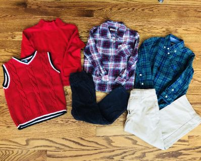 Mixed lot of 4t clothing! Willing to split if needed! $15