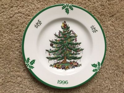 Collector plate - Spode 1996