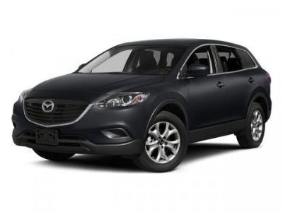 2015 Mazda CX-9 Touring (Meteor Gray Mica)