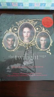 Twlight Book, never used