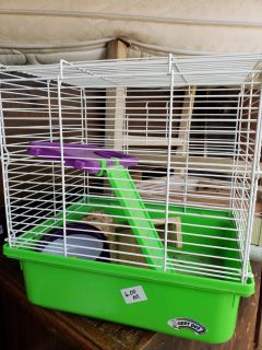 Hamster cage or gerble