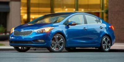2016 Kia Forte LX (Steel Blue Metallic)
