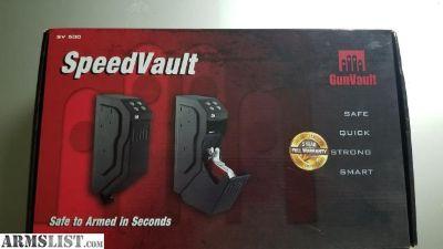 For Sale: Speedvault sv500