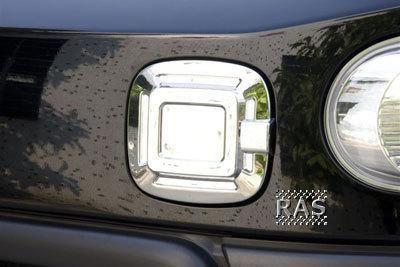 Buy 2007& up Toyota FJ Cruiser Chrome Fuel Door Cover motorcycle in Venus, Pennsylvania, US, for US $26.95