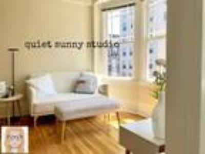 954 Geary, QUIET~BRIGHT|1 WEEK FREE RENT!|TEXT Melody! to set an appointment...