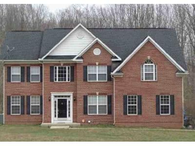 5 Bed 2.5 Bath Foreclosure Property in Aquasco, MD 20608 - Garretts Chance Ct